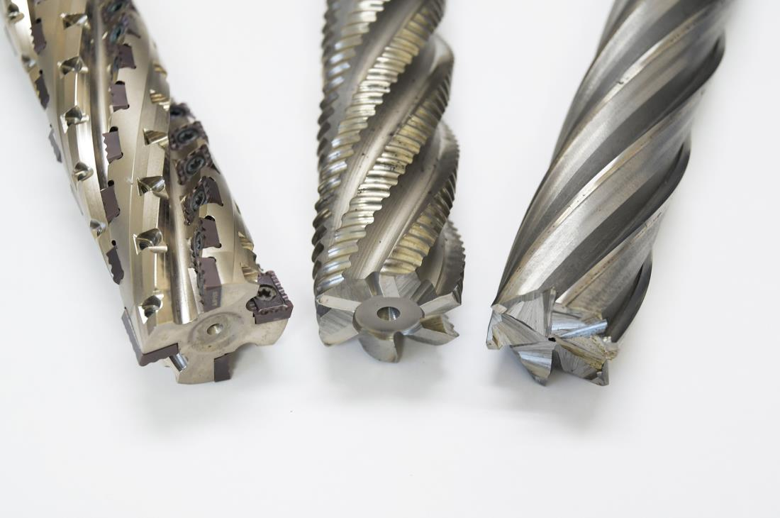 Types of End Mill Cutters